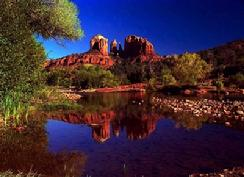 Sedona and Oak Creek Canyon Red Rocks