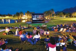 Movies in the park Arizona